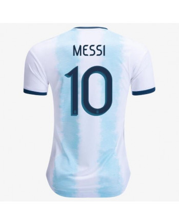 Argentina Home MESSI Soccer Jersey 2019-20