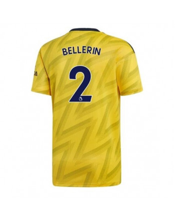 Arsenal Away BELLERIN Soccer Jersey 2019-20