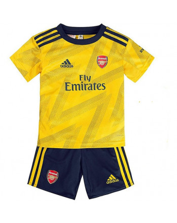 Arsenal Away Kids Soccer Kit 2019-20
