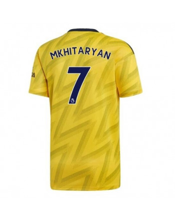 Arsenal Away MKHITARYAN Soccer Jersey 2019-20
