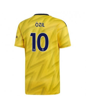 Arsenal Away OZIL Soccer Jersey 2019-20