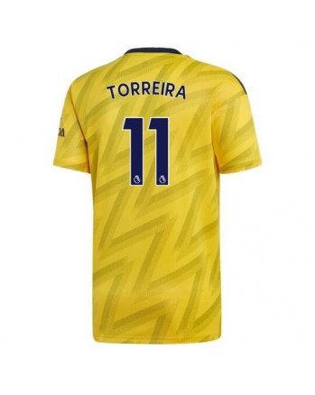 Arsenal Away TORREIRA Soccer Jersey 2019-20