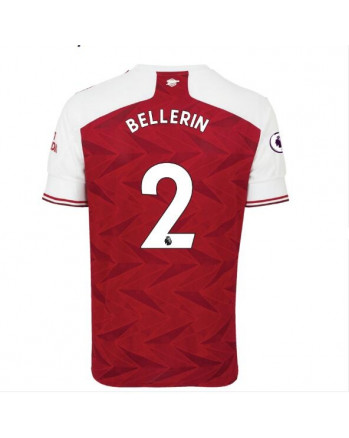 Arsenal Home BELLERIN Soccer Jersey 2020-21