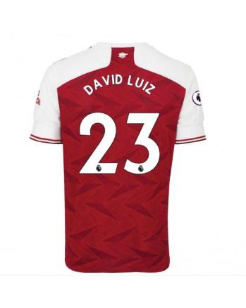 Arsenal Home DAVID LUIZ Soccer Jersey 2020-21