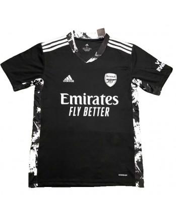 Arsenal Home Goalkeeper Soccer Jersey 2020-21