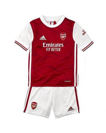 Arsenal Home Kids Soccer Kit 2020-21