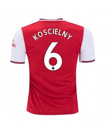 Arsenal Home LAURENT Soccer Jersey 2019-20