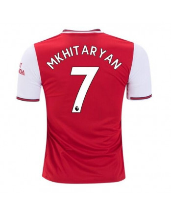 Arsenal Home MKHITARYAN Soccer Jersey 2019-20