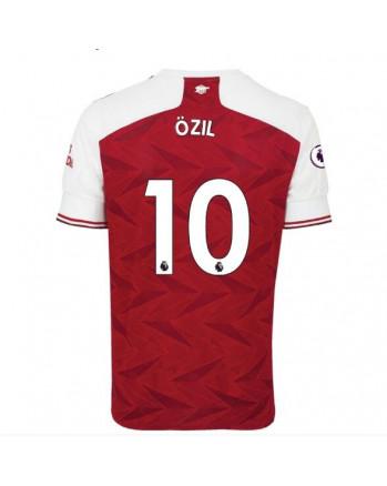 Arsenal Home OZIL Soccer Jersey 2020-21
