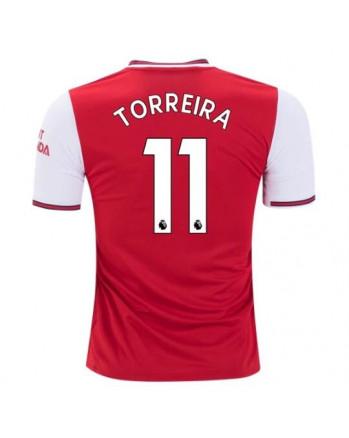 Arsenal Home TORREIRA Soccer Jersey 2019-20