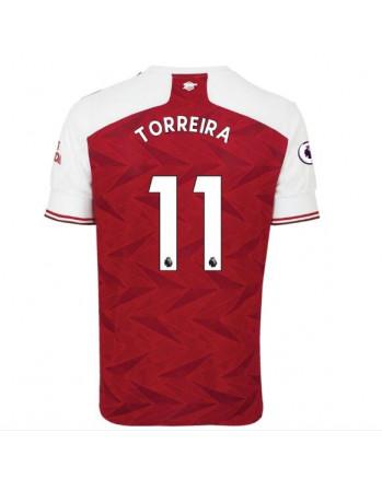 Arsenal Home TORREIRA Soccer Jersey 2020-21