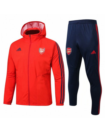 Arsenal Red Training Tracksuit 2019-20