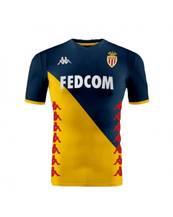 AS Monaco Away Soccer Jersey 2019-20