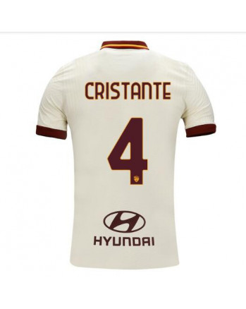 Roma Away CRISTANTE Soccer Jersey 2020-21