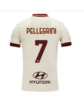 Roma Away PELLEGRINI Soccer Jersey 2020-21