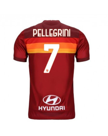 AS Roma Home PELLEGRINI Soccer Jersey 2020-21