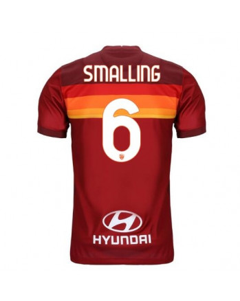 AS Roma Home SMALLING Soccer Jersey 2020-21