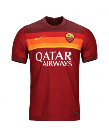AS Roma Home Soccer Jersey 2020-21