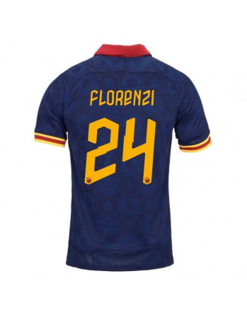 AS Roma Third Away FLORENZI Soccer Jersey 2019-20