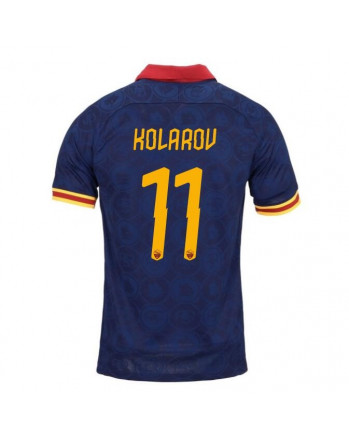 AS Roma Third Away KOLAROV Soccer Jersey 2019-20