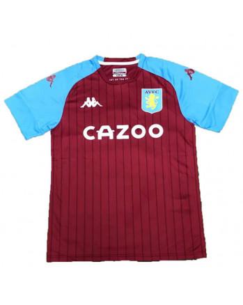 Aston Villa Home Soccer Jersey 2020-21