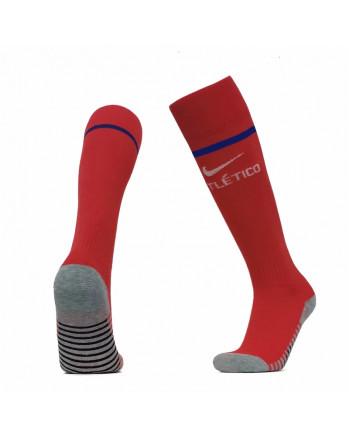 Athletico Madrid Home Soccer Socks 2019-20