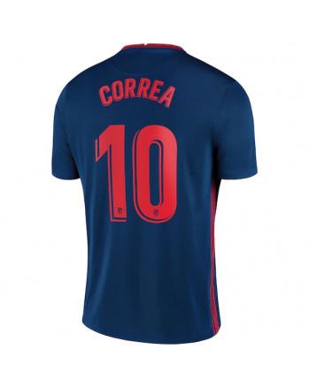 Atletico Madrid Away CORREA Soccer Jersey 2020-21