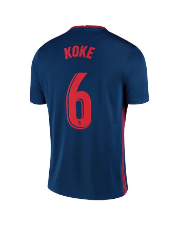 Atletico Madrid Away KOKE Soccer Jersey 2020-21