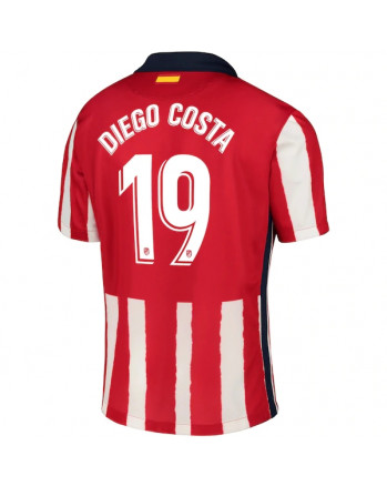 Atletico Madrid Home DIEGO COSTA Soccer Jersey 2020-21