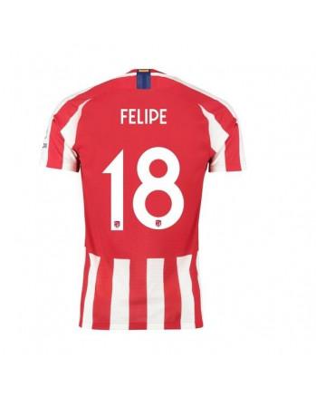 Atletico Madrid Home FELIPE Soccer Jersey 2019-20