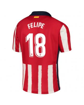 Atletico Madrid Home FELIPE Soccer Jersey 2020-21