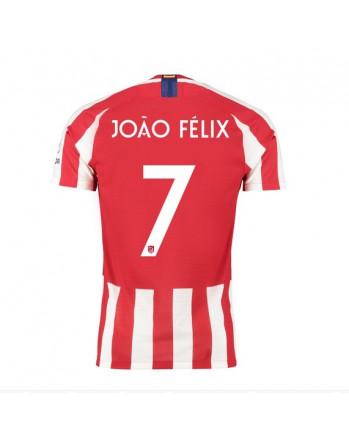 Atletico Madrid Home JOÃO FÉLIX Soccer Jersey 2019-20