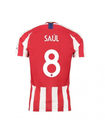 Atletico Madrid Home SAUL Soccer Jersey 2019-20