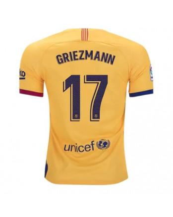 Barcelona Away GRIEZMANN Soccer Jersey 2019-20