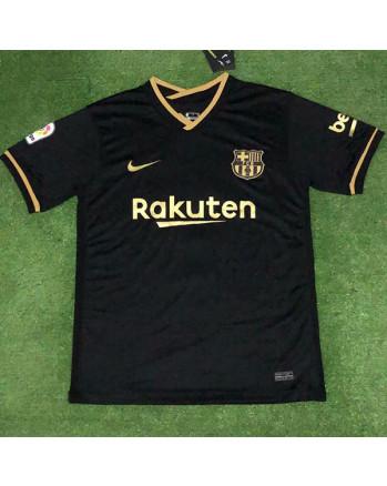 Barcelona Away Soccer Jersey 2020-21