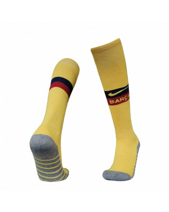 Barcelona Away Soccer Socks 2019-20