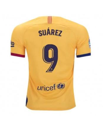 Barcelona Away SUAREZ Soccer Jersey 2019-20