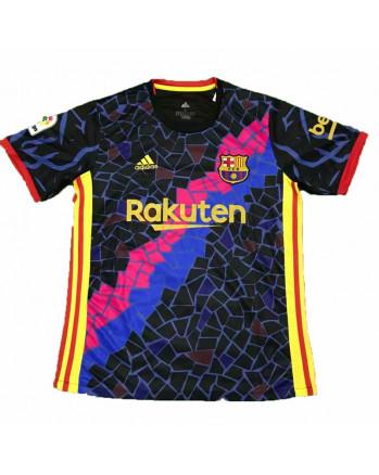 Barcelona Gaudi Concept Soccer Jersey 2019-20