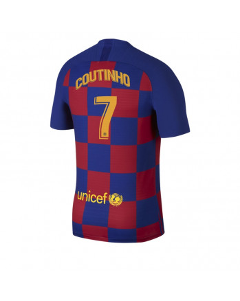 Barcelona Home COUTINHO Soccer Jersey 2019-20