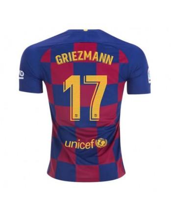 Barcelona Home GRIEZMANN Soccer Jersey 2019-20