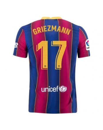 Barcelona Home GRIEZMANN Soccer Jersey 2020-21