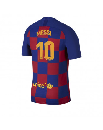 Barcelona Home MESSI Soccer Jersey 2019-20
