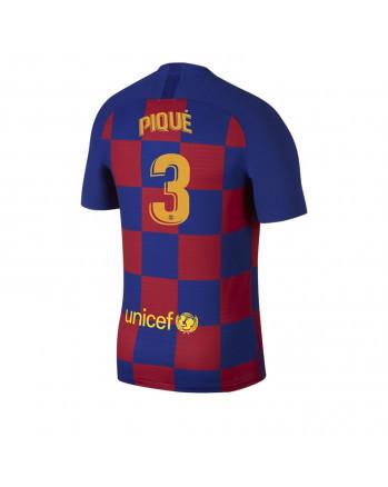 Barcelona Home PIQUE Soccer Jersey 2019-20