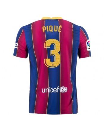 Barcelona Home PIQUE Soccer Jersey 2020-21