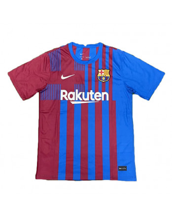 Barcelona Home Soccer Jersey 2021-22