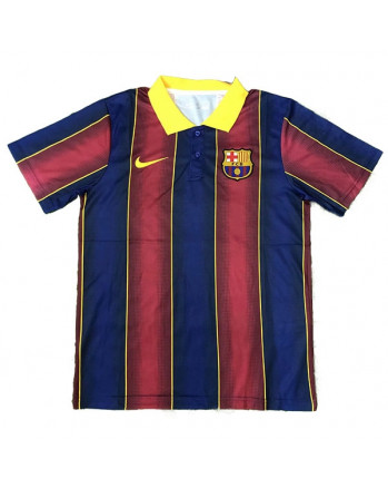 Barcelona Polo Training Shirt 2020-21