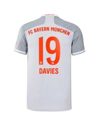 Bayern Munchen Away DAVIES Soccer Jersey 2020-21