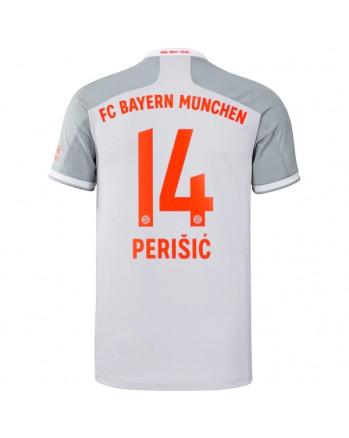Bayern Munchen Away PERISIC Soccer Jersey 2020-21