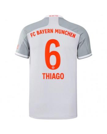 Bayern Munchen Away THIAGO Soccer Jersey 2020-21