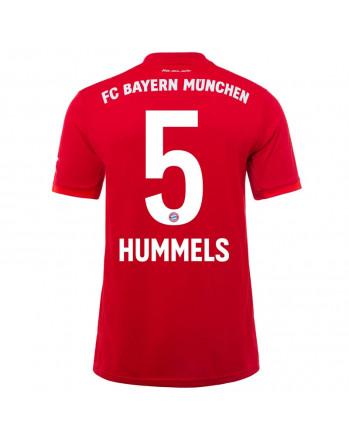 Bayern Munchen Home HUMMELS Soccer Jersey 2019-20